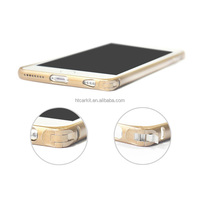 Premium aluminum case cover for iphone 6 4.7inch High quality Metals porcelain technique Low cost wholesale price