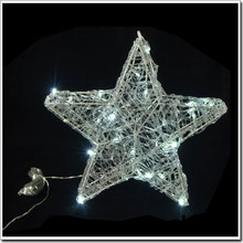 D:40cm festival decorative 3d star light/Christmas decoration motif 3D star