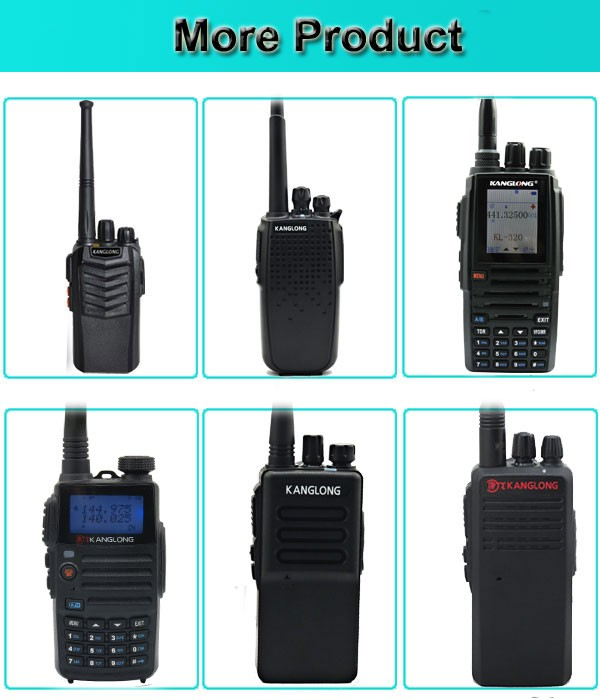 KL-M980 2TONE/5TONE 60W Low High Power VHF Mobile Radio