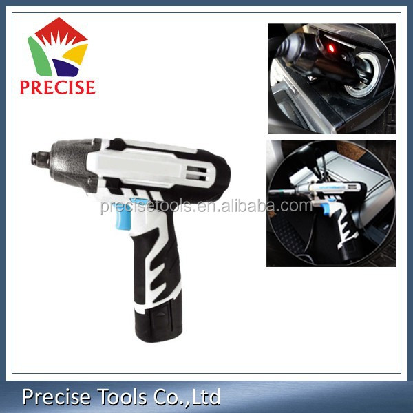 DC 12V Electric Cordless Impact Wrench for Tire