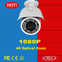 hot selling waterproof 2mp 4x optical zoom webcamera with remote control