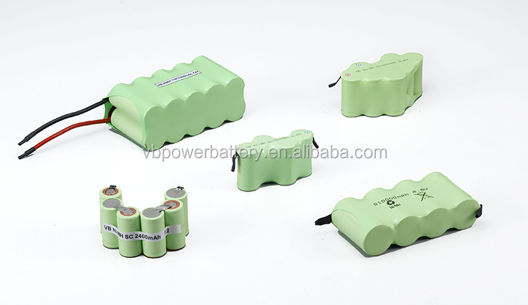 24V 5000mah 48V 3300mah Nimh battery pack use for golf cart electric scooter Power Stations