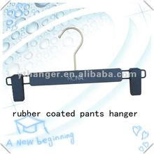 AT100 rubber coated pants hanger cheap