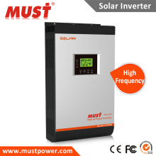 5k 4k 3k 2k hybrid solar power inverter on off grid tie home applicance house system