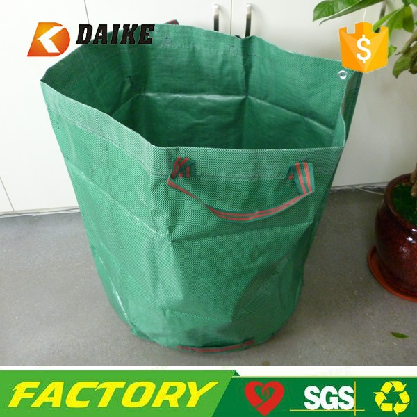 Factory direct high quality garden waste bag for Professional Custom