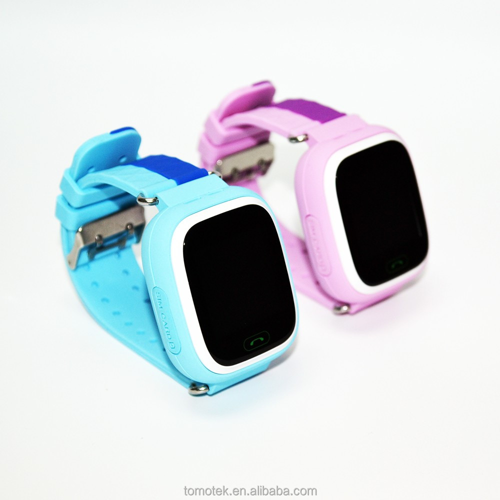 Small size colorful wristband kids gps watch mobile <strong>phones</strong> anti theft gps tracker