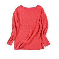 Inner mongolian cashmere+silk blended sweater designs for ladies .fantastic Eropean styles wigh round neck pullover,CAR-1602