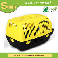 Aluminum pet bag dog carrier