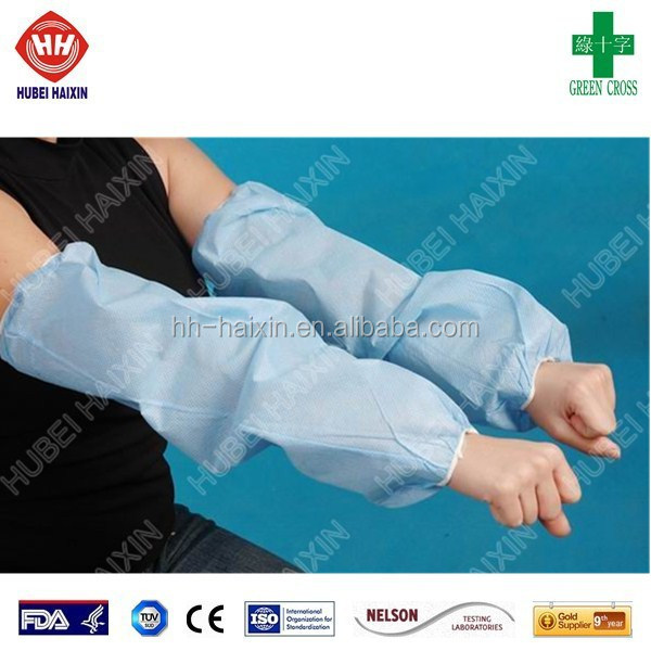 Disposable Polypropylene Sleeve cover Sleeve Protectors