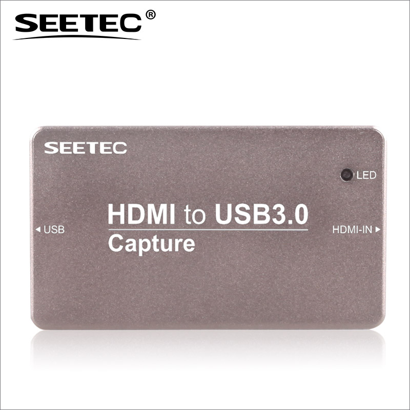 Pro HDMIi-USB3.0 Dongle Professional digital video capture device with Aluminum Case