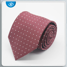 Classic Wedding Formal Light Red Mens Silk Neckties With Chinese Top Supplier