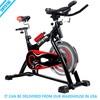 SJ-32411 Free shipping Home gym equipment exercise spinning bike for sale