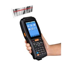 Handheld 3G Bluetooth Wifi 2D Barcode Scanner Android Mobile Industrial PDA