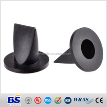 custom Black EPDM/silicone/NR/NBR/recycled rubber/CR/Neoprene seal plug Rubber Stopper