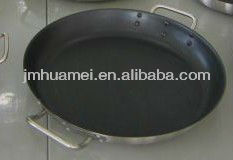 NonStick Stainless Steel Fry Pan