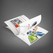 customized brochure sample commercial ltd wholesale catalog