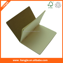 Promotional exercise book, notebook with blank papers