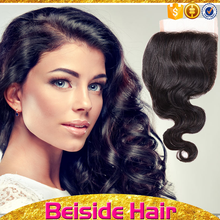 BSD Top quality unprocessed human hair lace front closure with best price