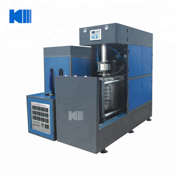 Semi-Automatic 5 Gallon Plastic Bottle / Bucket / Barrel Blow Molding Equipment KING MACHINE