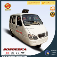 Best Selling Tricycle Made in China 200CC Water Cooled Ambulance Tricycle SD200ZKA