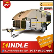 heavy duty camping trailer