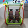 Newly happy car entertainment amusement rides kids swing rides happy car beach car