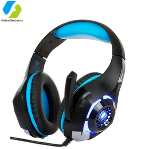 New Design High Quality PC Custom Usb Gaming Headset