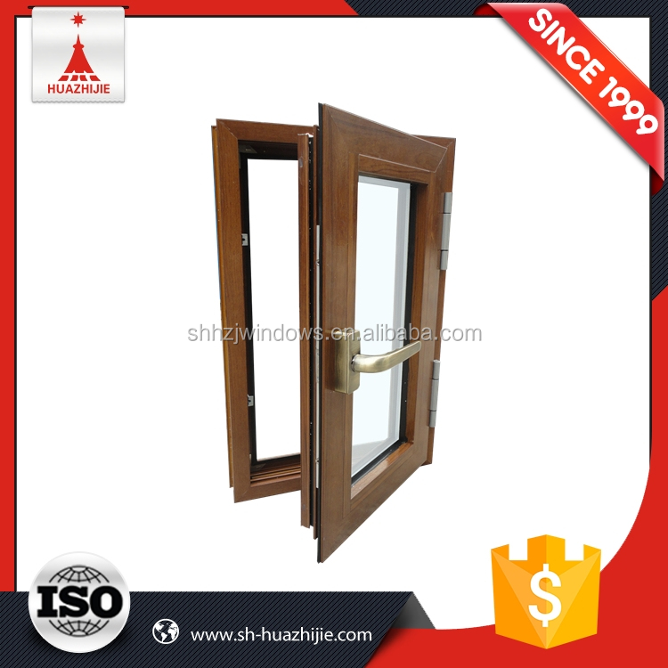 Most popular high quality open inside casement window for building