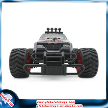 1/16 scale electric drift rc car, children toys remote control car with lights on the hood