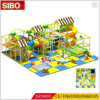 Children playground equipment cheap sale in China factory indoor and outdoor soft playground