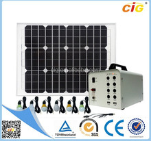 Portable 12V 40Ah Solar Power System for Small Homes, Solar System, Solar Energy System