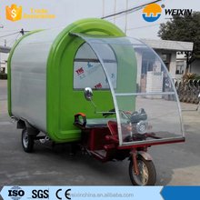 Electric Mobile Mini Food Truck For Sale