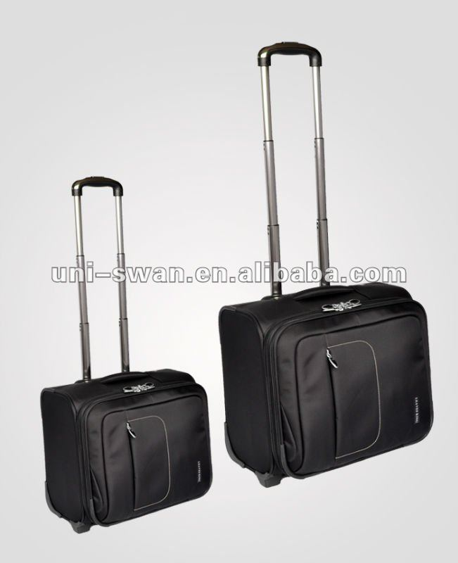 2012 Fabric Laptop Travel Trolley cabin bag/luggage bag