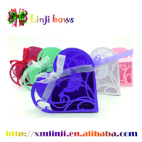 Promotion Organza Ribbon Bow For Wedding