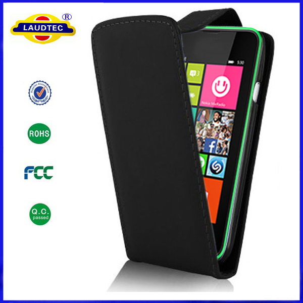 Hot sell made in china flip case cover for Nokia Lumia 530