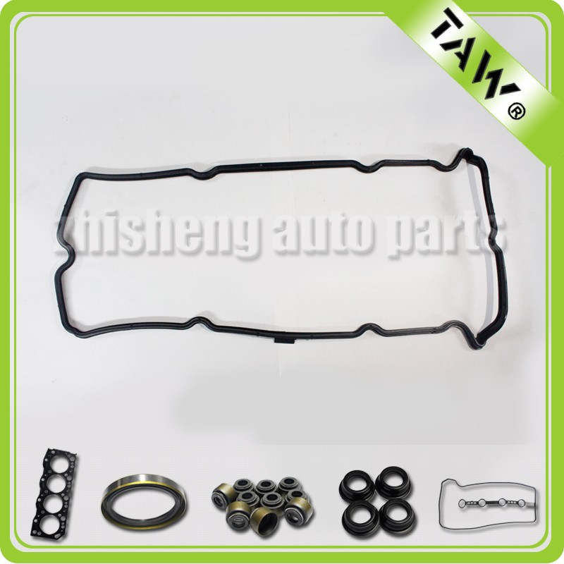 for used car QR20 engine valve cover gasket set fit , 13270-8H300 rocker cover gasket