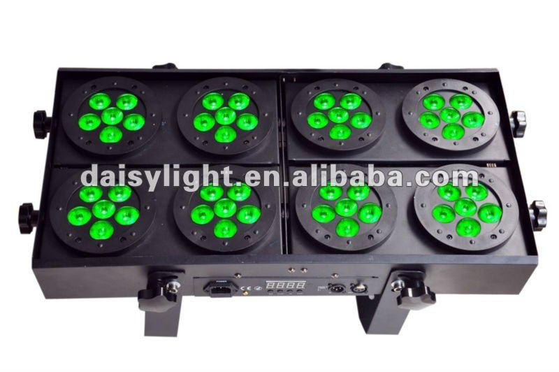10 watt led audience light(10w*48,4in1)