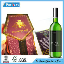 Super quality top sell red wine private label cheap price