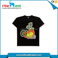 Soft, stretchable eco solvent heat transfer printing paper for cotton/poly uniforms