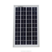 2017 SHINE Wholesale factory price 12v 10w 156 cell poly solar panel