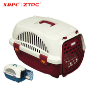 Garden outdoor movable modern design superior quality small pet cage carriers house