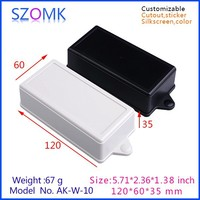 Wall Mount Electrical Fittings abs plastic junction box
