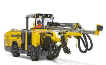 Atlas Copco Drill rigs and rock drills (AC Drill rigs and rock drills ) Boomer T1 D: Face drilling rig