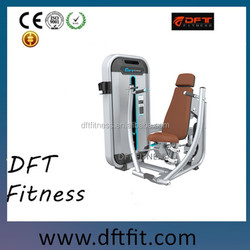 Factory produced Chest Press commercial Gym exercise equipment dft-802 from shandong fit factory China