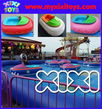 Popular battery operated bumper boat for kids,electric bumper boat