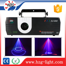 Wireless DMX 512 diy disco laser light 1W RGB indoor animation disco laser party light /christmas special effects laser lights