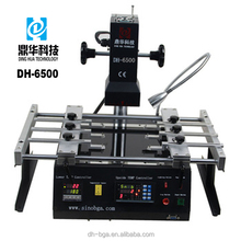 Dinghua DH-6500 manual bga smt soldering machine soldering mobile phone repair software and for ps3 slim motherboard