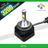 automobile lamp smart car fog light 35W 5000k 3200lm led D1S,D3S led headlight