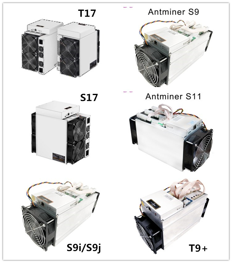 2019 hot sell second hand used BTC antminer S9 S9i S9j-13.5TH/S 14TH/S 14.5TH/S ASIC miner is available