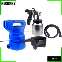 HIKOSKY ES-1C HVLP spray paint equipment with aluminum spray gun